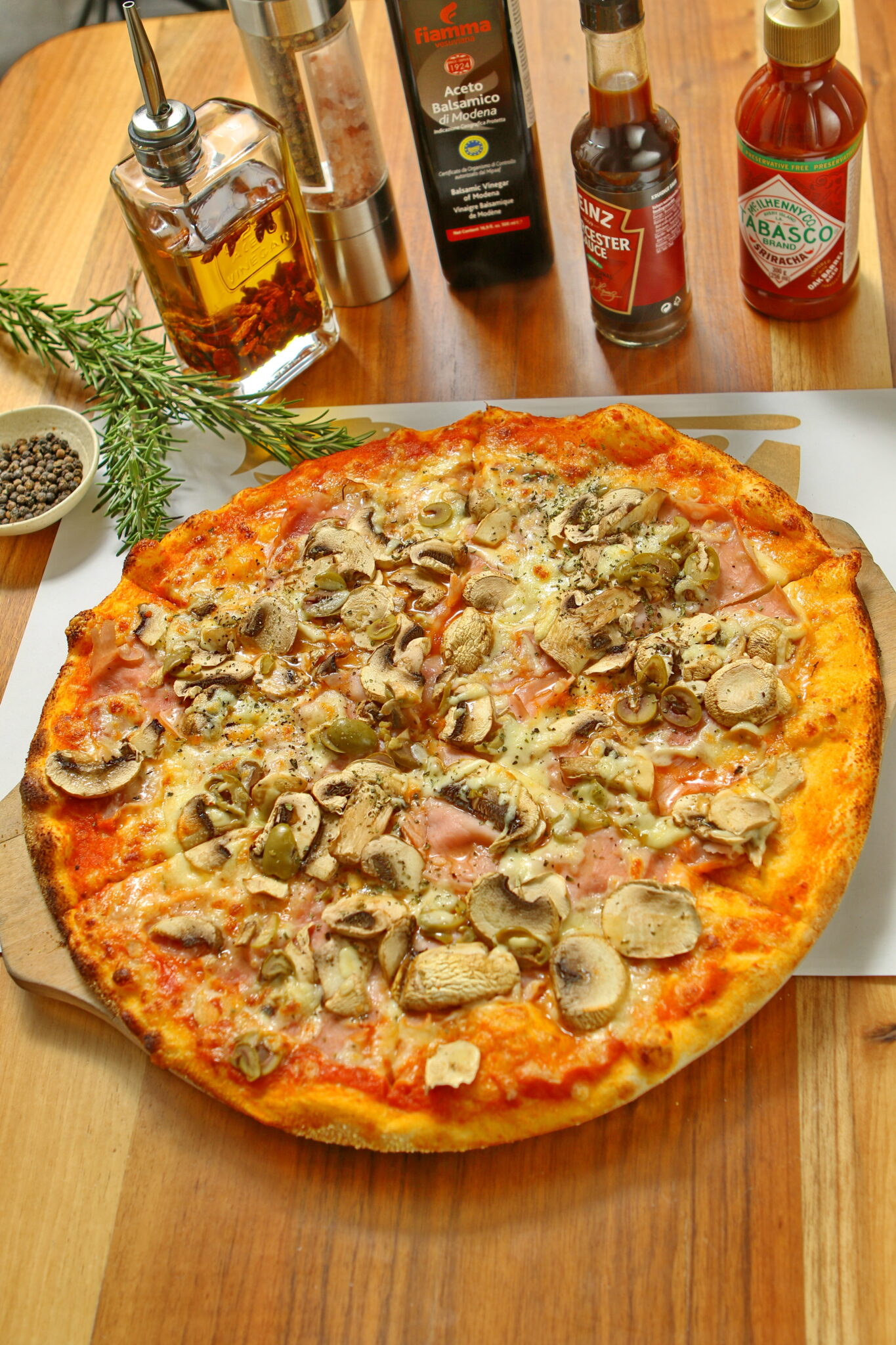 Najbolje pizze u Beogradu - Capricciosa
